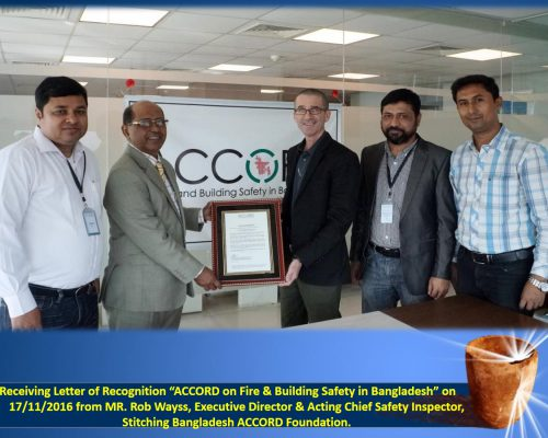 ACCORD on Fire & Building Safety in Bangladesh
